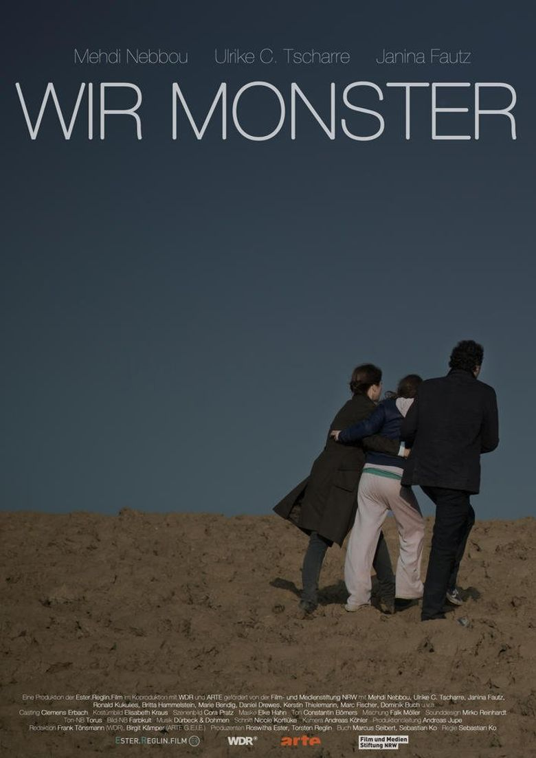 We Monsters Poster