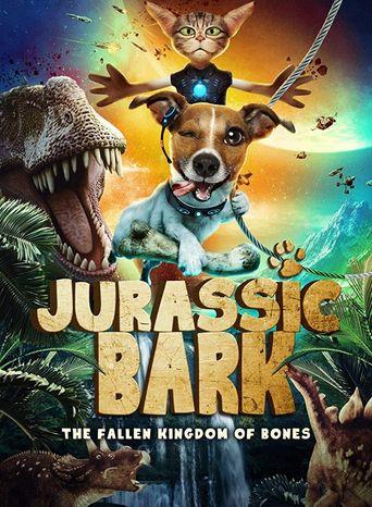 Jurassic Bark Poster