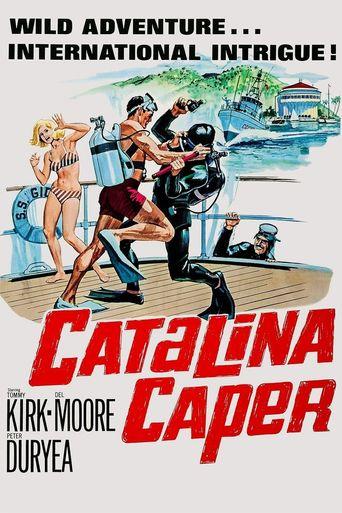 Catalina Caper Poster