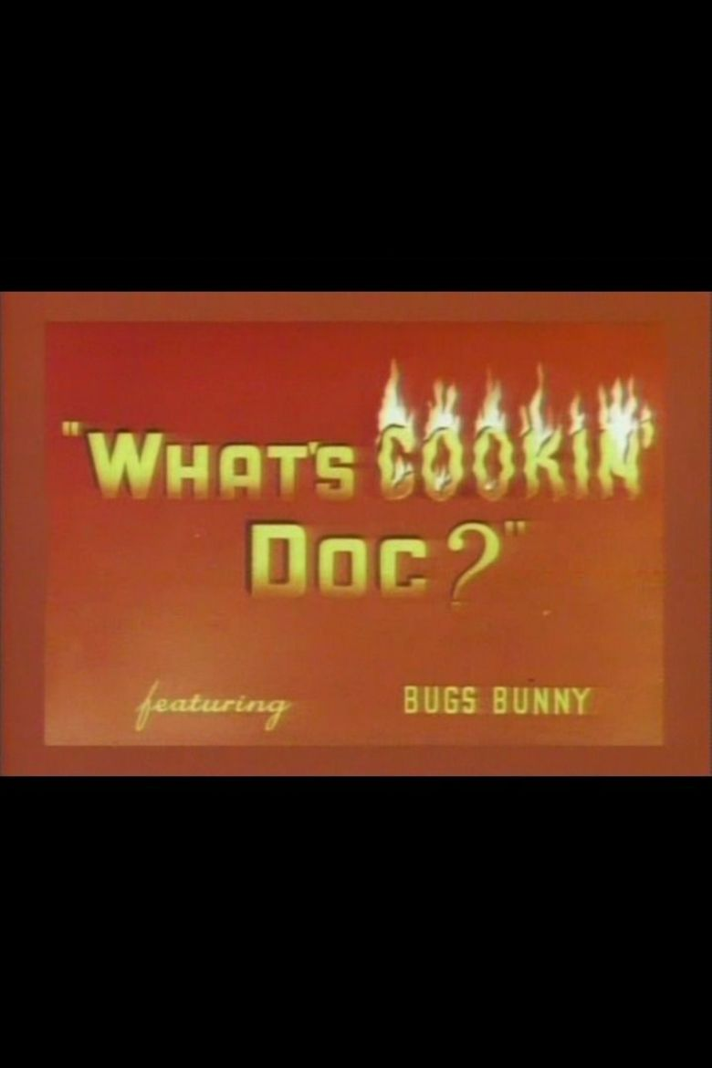 What's Cookin' Doc? Poster