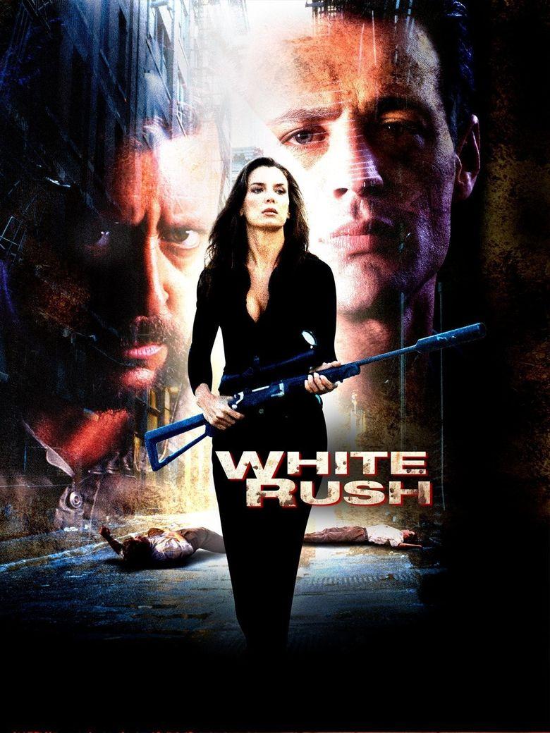 White Rush Poster