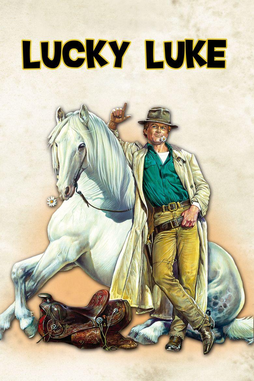 Lucky Luke Poster