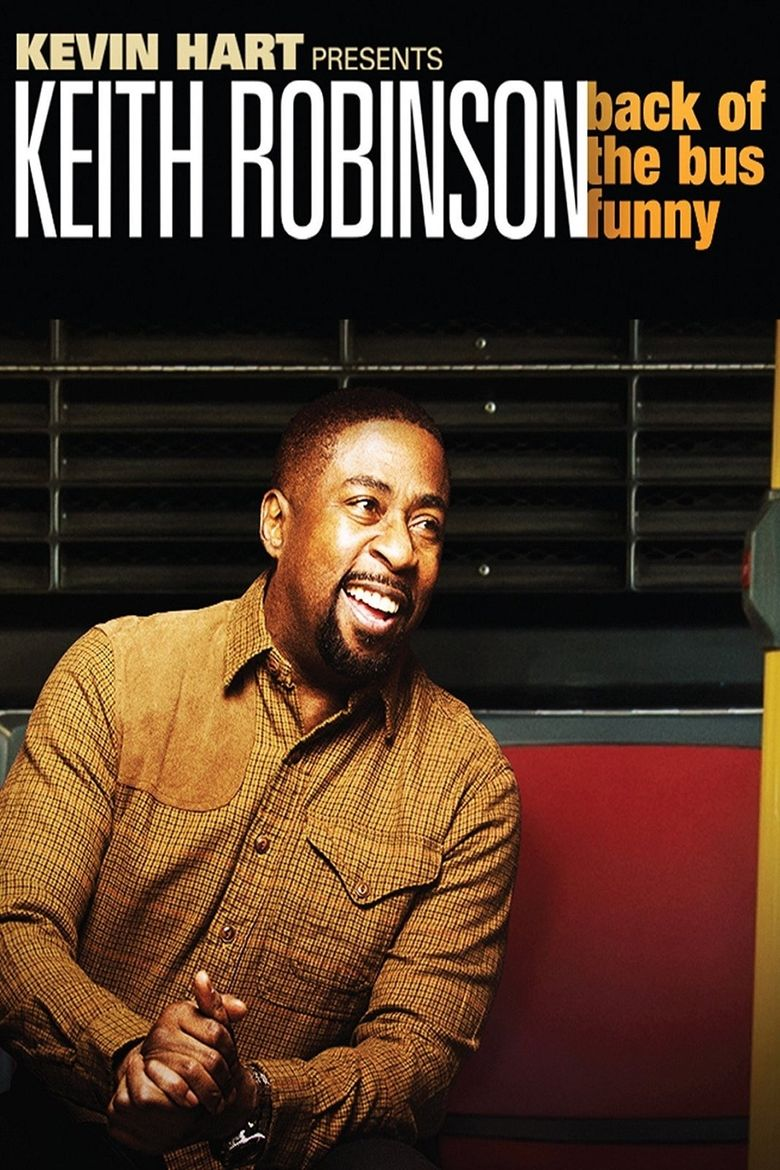Watch Keith Robinson: Back of the Bus Funny