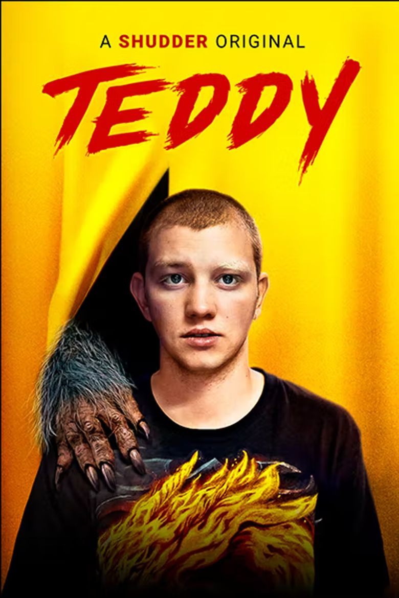 Teddy Poster