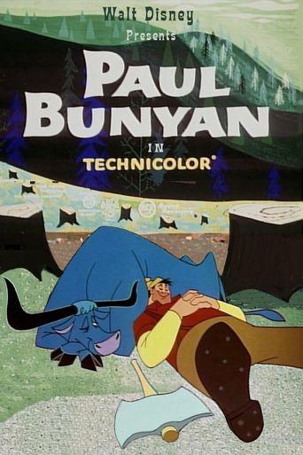 Paul Bunyan Poster