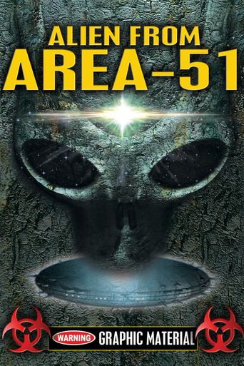 Alien from Area 51: The Alien Autopsy Footage Revealed Poster