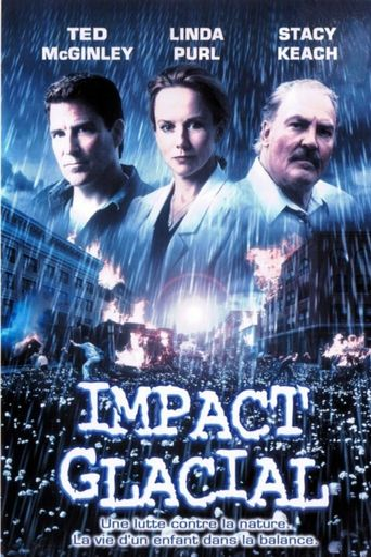 Frozen Impact Poster