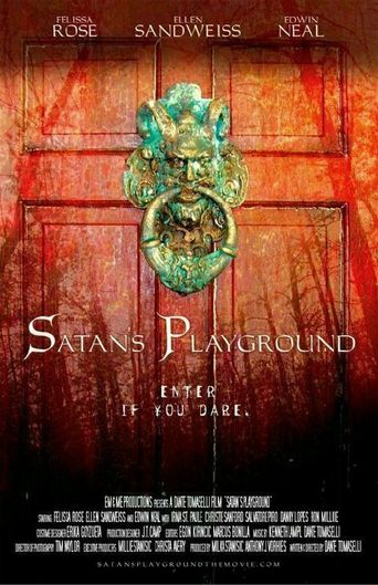 Satan's Playground Poster
