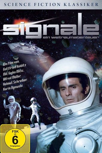 Signals: A Space Adventure Poster