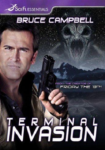 Terminal Invasion Poster