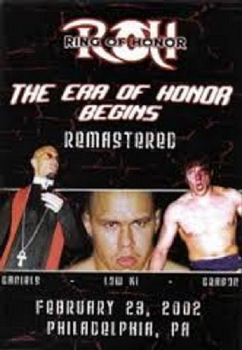 ROH The Era of Honor Begins Poster