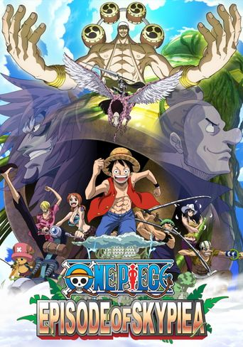 One Piece: Episode of Skypiea Poster
