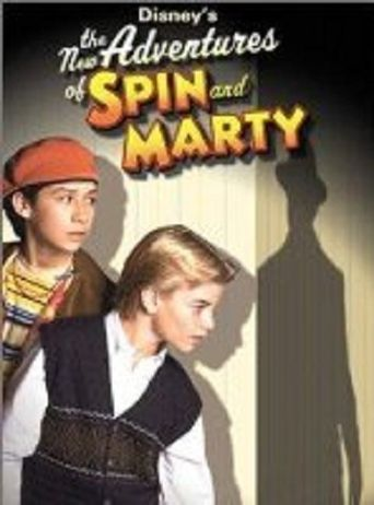 The New Adventures of Spin and Marty: Suspect Behavior Poster