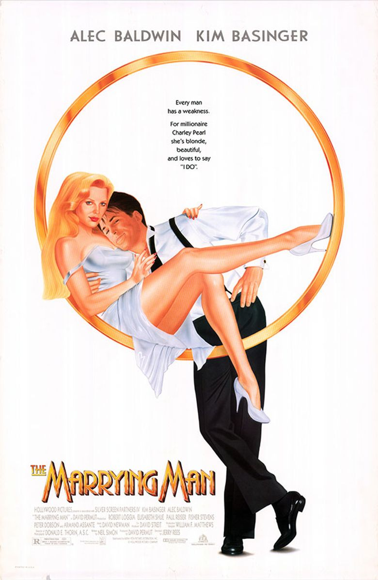 The Marrying Man Poster