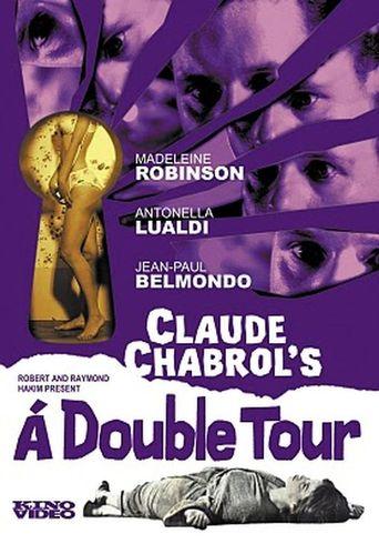 À double tour Poster