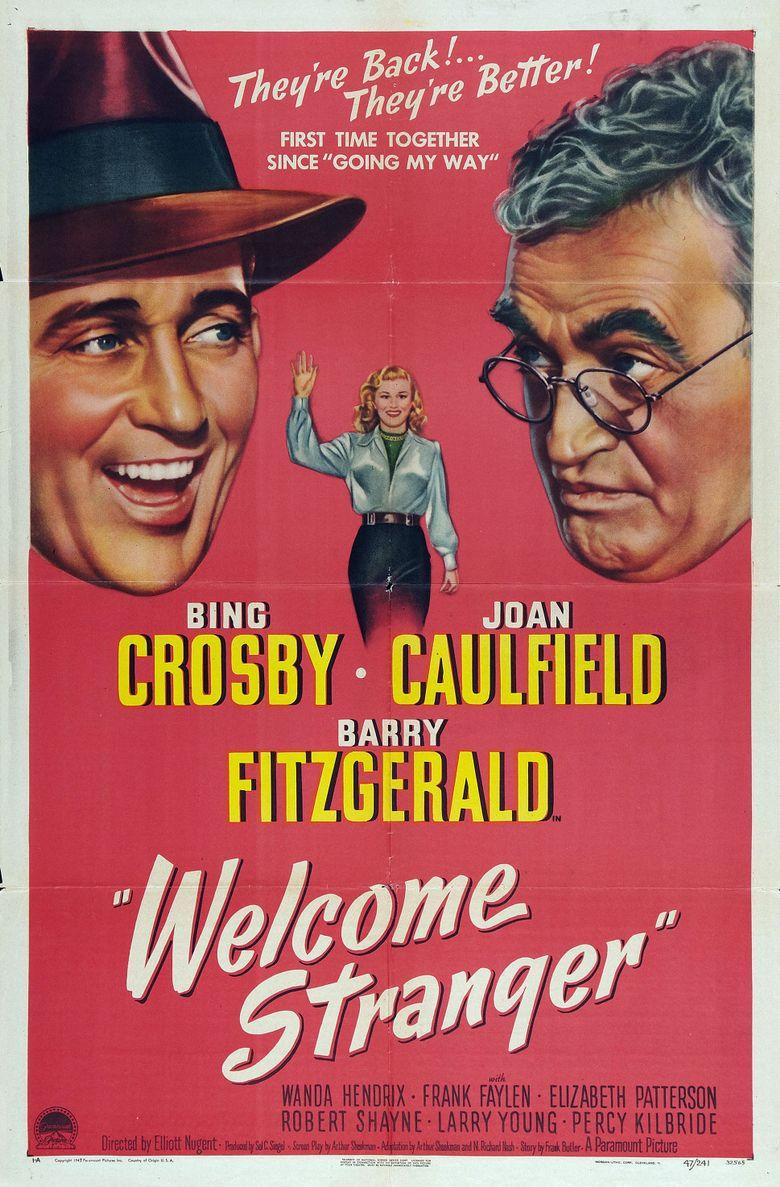 Welcome Stranger Poster