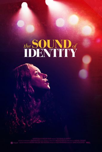 The Sound of Identity Poster