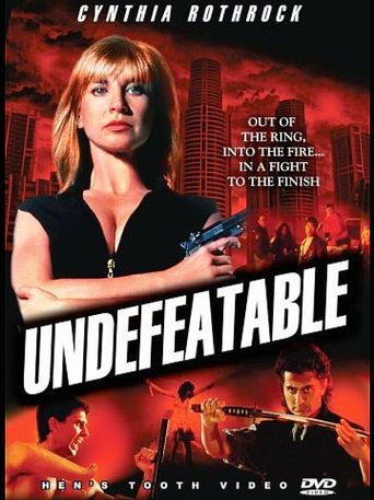 Undefeatable Poster