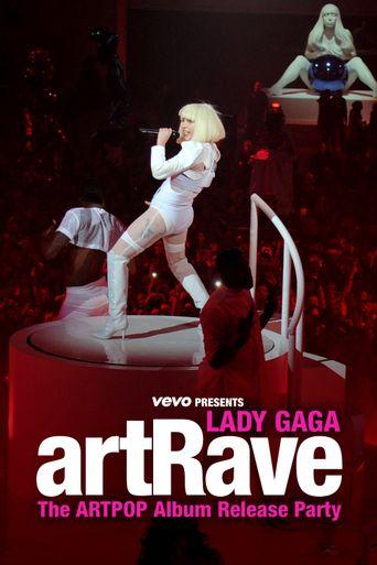 Vevo Presents: Lady Gaga ArtRave Poster