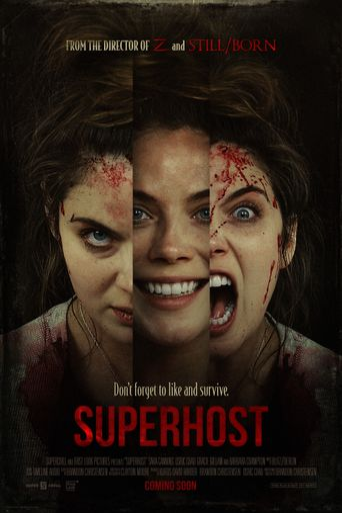 Superhost Poster