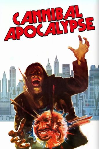 Invasion of the Flesh Hunters Poster