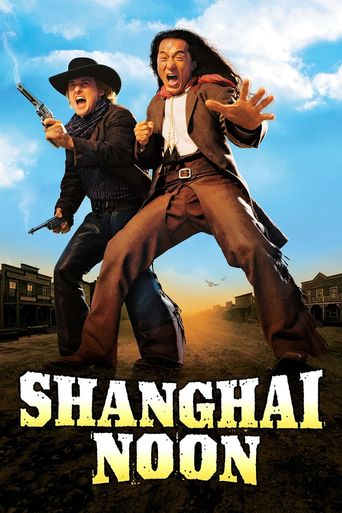 Watch Shanghai Noon