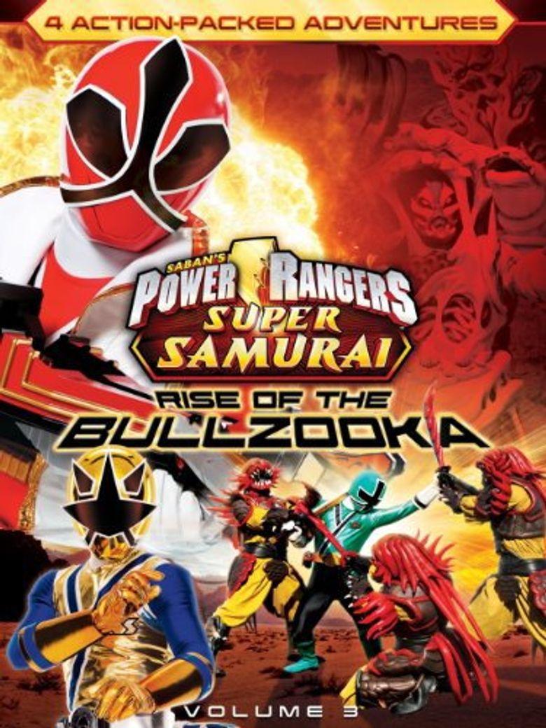 Power Rangers Super Samurai: Rise Of The Bullzooka Poster