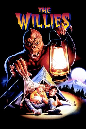 The Willies Poster