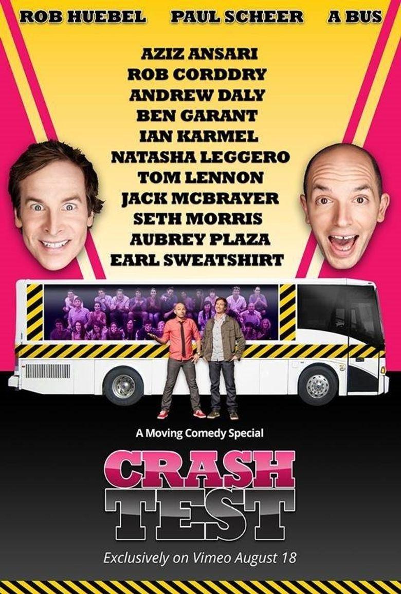 Crash Test Poster