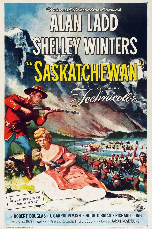 Saskatchewan Poster