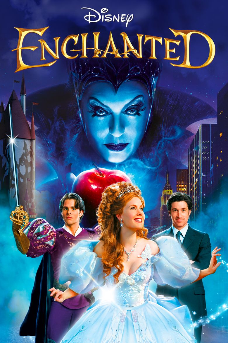 Watch Enchanted