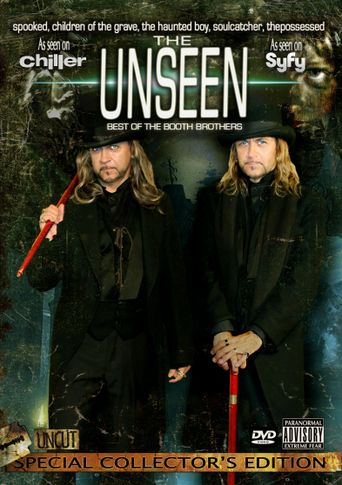 The Unseen Best Of The Booth Brothers Films Poster