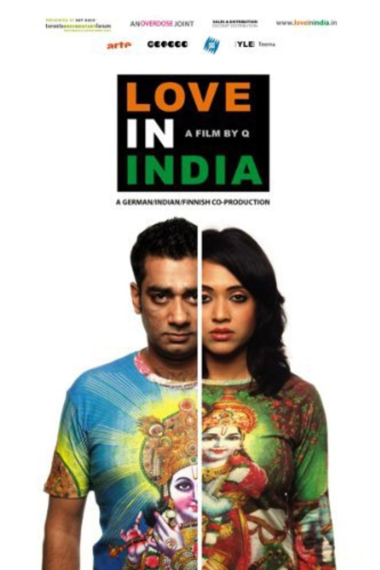 Love in India Poster