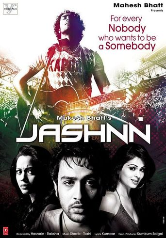Jashnn: The Music Within Poster