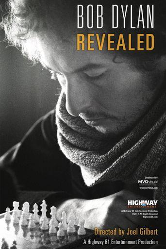 Bob Dylan Revealed Poster