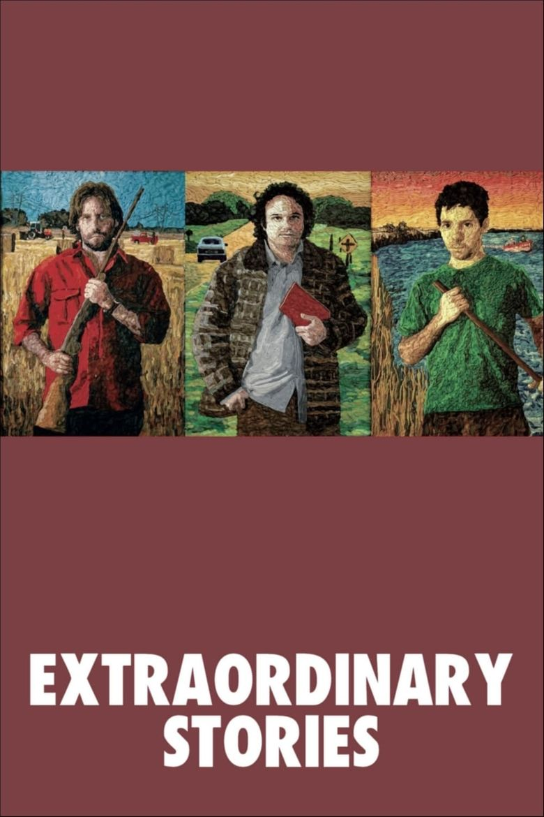Extraordinary Stories Poster