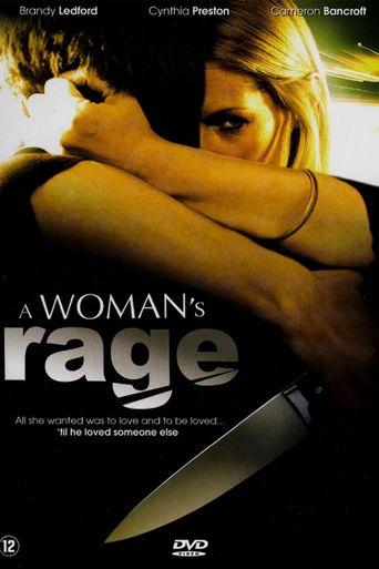 A Woman's Rage Poster