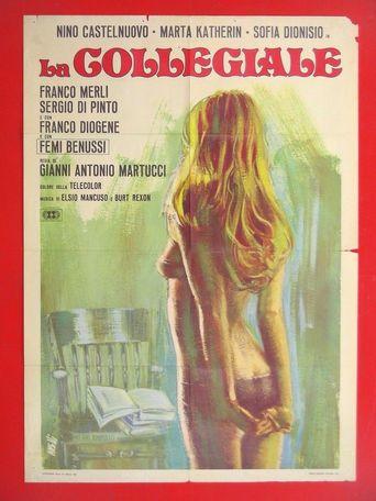La collegiale Poster