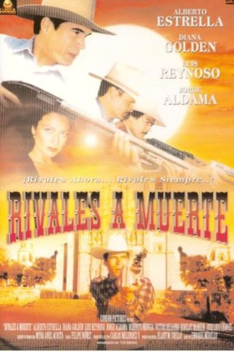 Rivales a muerte Poster