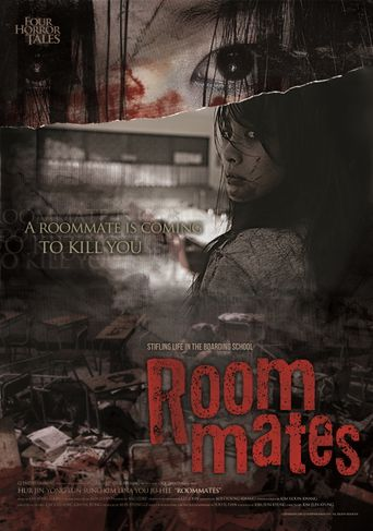 4 Horror Tales: Roommates Poster