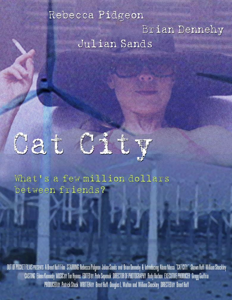 Cat City Poster