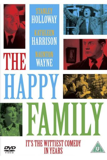 The Happy Family Poster