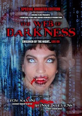 Web of Darkness Poster