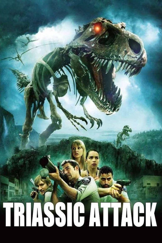Triassic Attack Poster