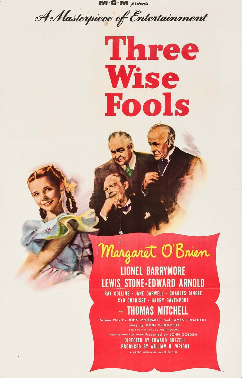 Watch Three Wise Fools