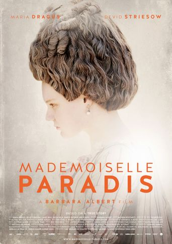 Mademoiselle Paradis Poster