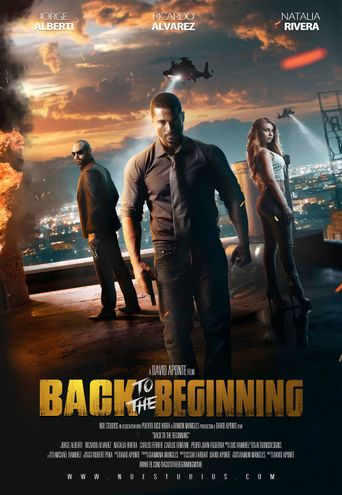 Back to the Beginning Poster