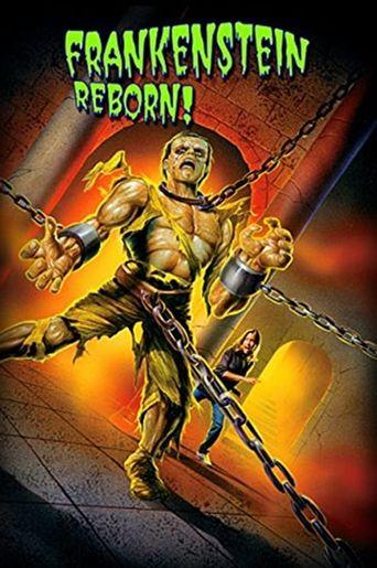 Frankenstein Reborn! Poster
