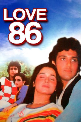Love 86 Poster