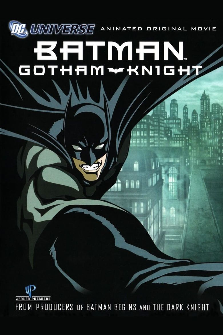 Watch Batman: Gotham Knight